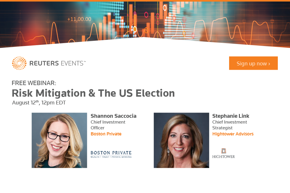 Risk Mitigation & The US Election organized by Reuters Events