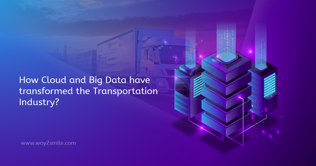 Article about How Cloud and Big Data have transformed the Transportation Industry?