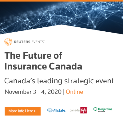 The Future of Insurance Canada organized by Reuters Events