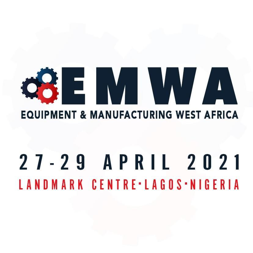 EMWA 2021 - Equipment Manufacturing West Africa Exhibition organized by Zenith Exhibitions