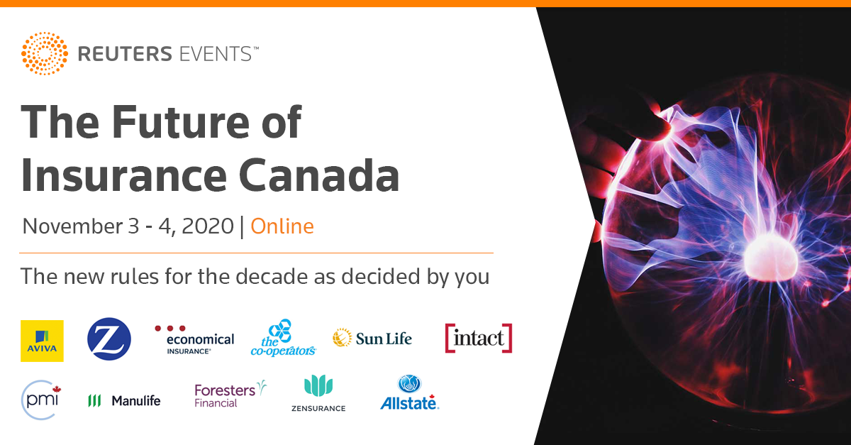 Article about The Future of Insurance Canada: An unprecedented online briefing from the industry's CEOs