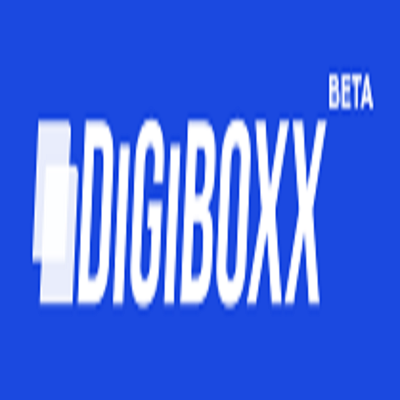 Logo of Digiboxx