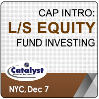 Catalyst Cap Intro: LS Equity Fund Investing organized by Catalyst Financial Partners