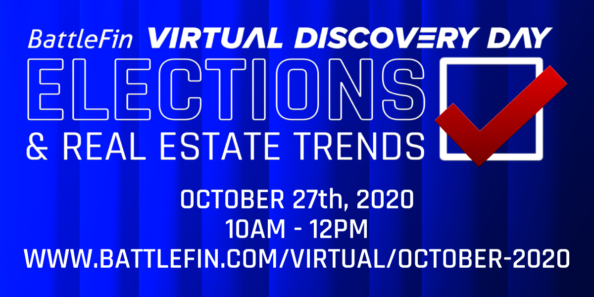 BattleFin Alternative Data Virtual Discovery Day October 2020 organized by BattleFin