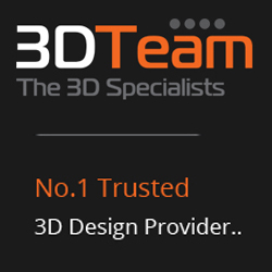 Logo of 3D Team
