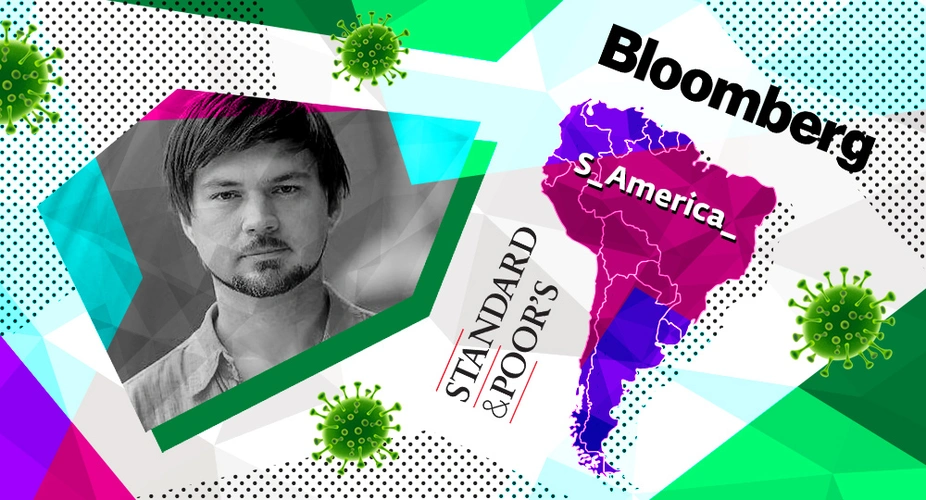 Article about EXANTE's Chief Economist Shares His Insights on Emerging Economies with Bloomberg.