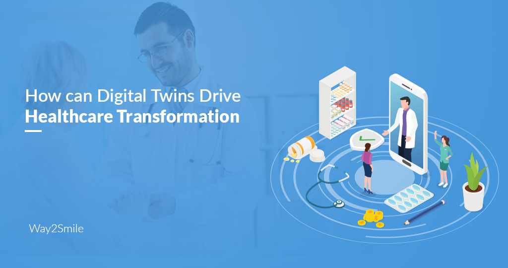Article about How can Digital Twins Drive Healthcare Transformation