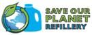 Logo of Save Our Planet Refillery
