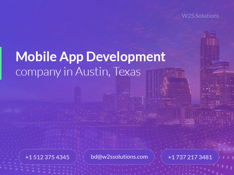 Article about Mobile App Development Company in Austin, Texas